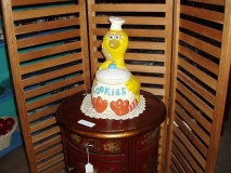 Big Bird Cookie Jar