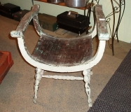 Old Vanity Chair